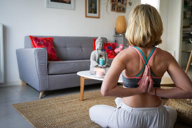 Fanny - posture Yoga - À propos de Fanny