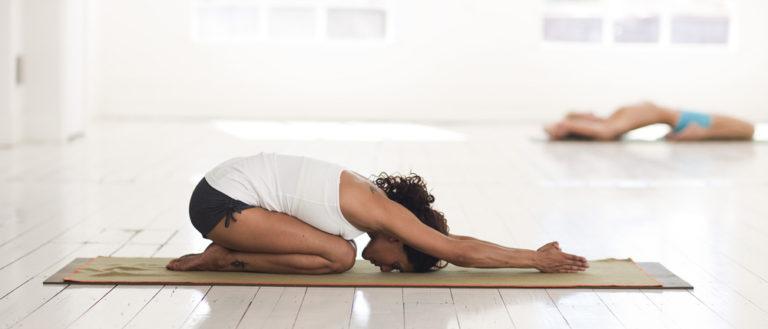 Le Yoga de Fanny - Les origines du yoga - posture de yoga
