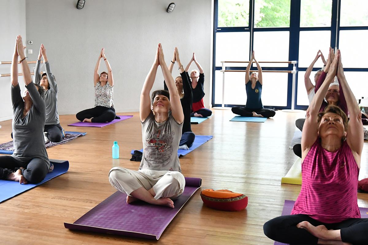 Le Yoga de Fanny - cours collectifs