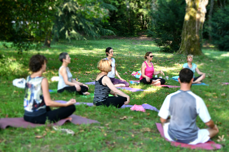Le yoga de Fanny - méditons ensemble : initiation à la méditation