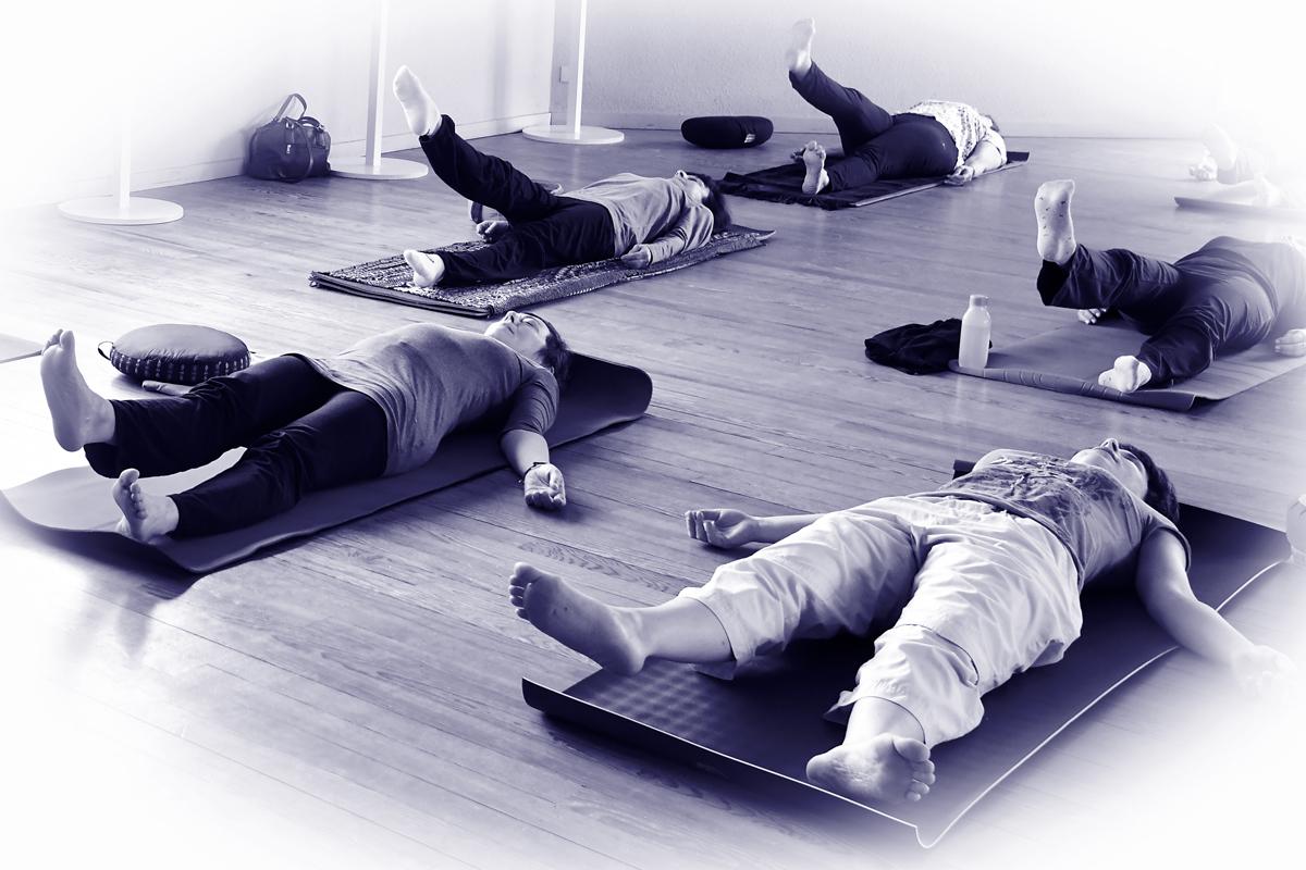 Le yoga de Fanny - petits groupes à domicile