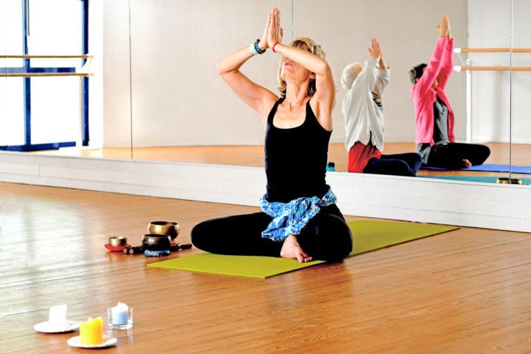 Les activités du yoga de Fanny - cours collectifs