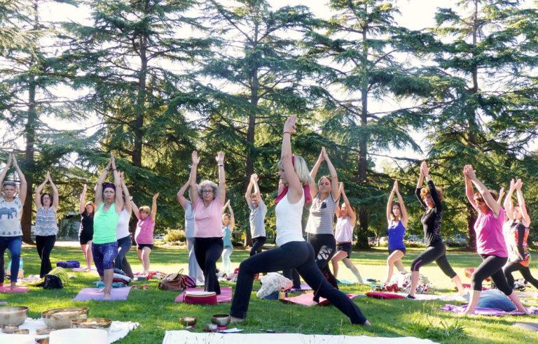 Le Yoga de Fanny - Cours collectifs et individuels