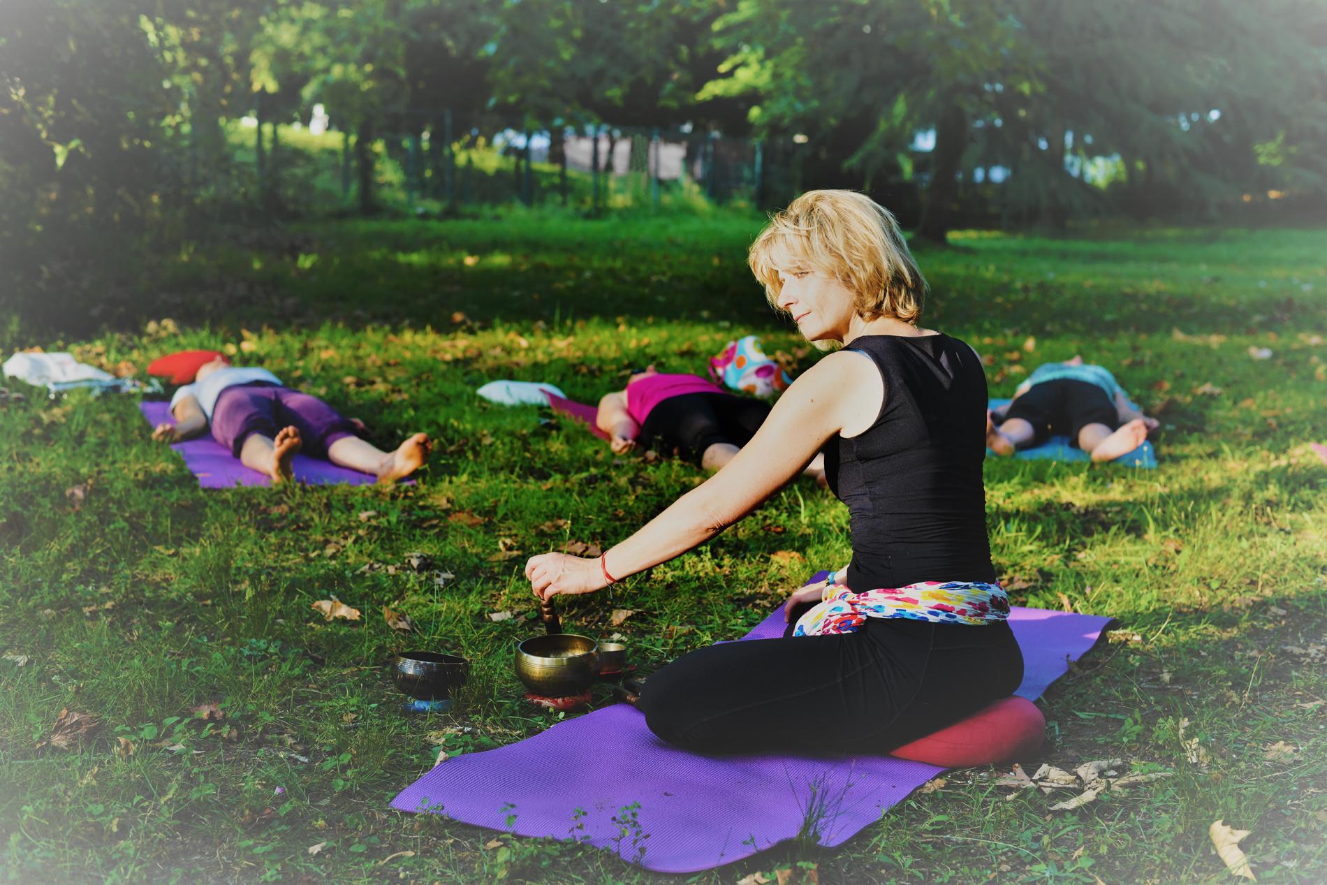 Fanny Bricoteau, professeur de yoga : Bordeaux, Mérignac, Pessac, Bruges et Talence