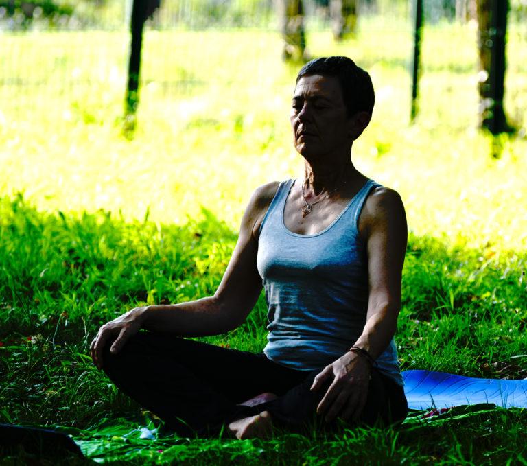 Le yoga de Fanny - Méditation - calme et quiétude
