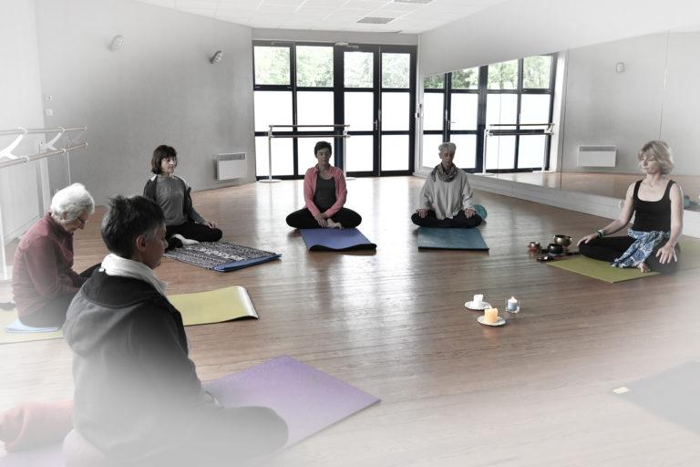 Le yoga de Fanny - Méditation - paix profonde