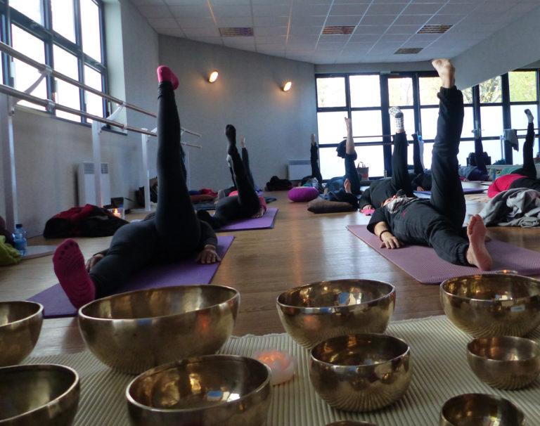 Les matinées yoga et méditation - Les cinq tibétains