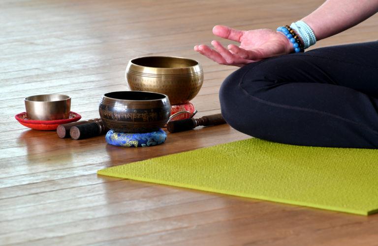 Méditation - Le yoga de Fanny
