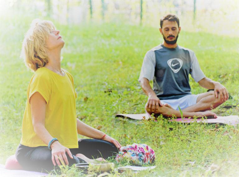 Méditons ensemble - Echange et partage