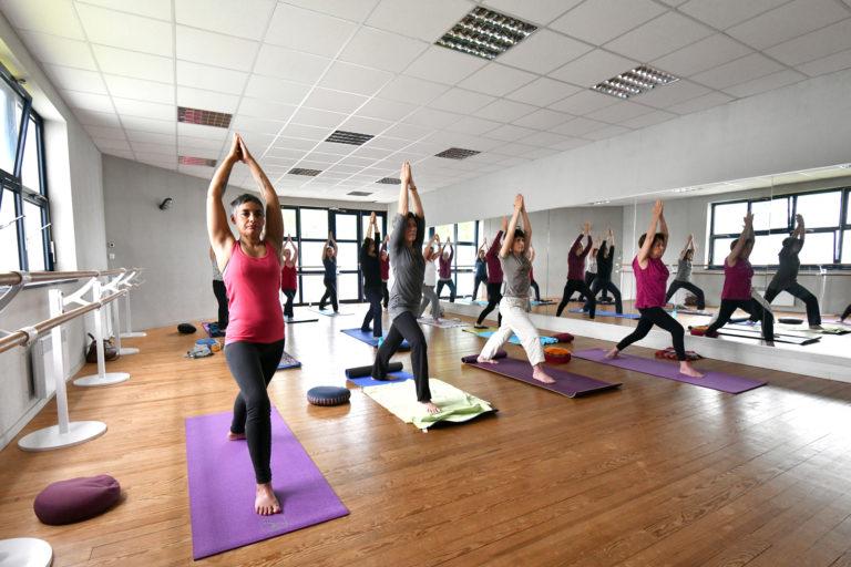 Le yoga de Fanny - Déroulement d'une séance