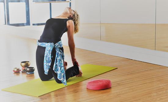 Yoga - Votre capacité respiratoire augmente