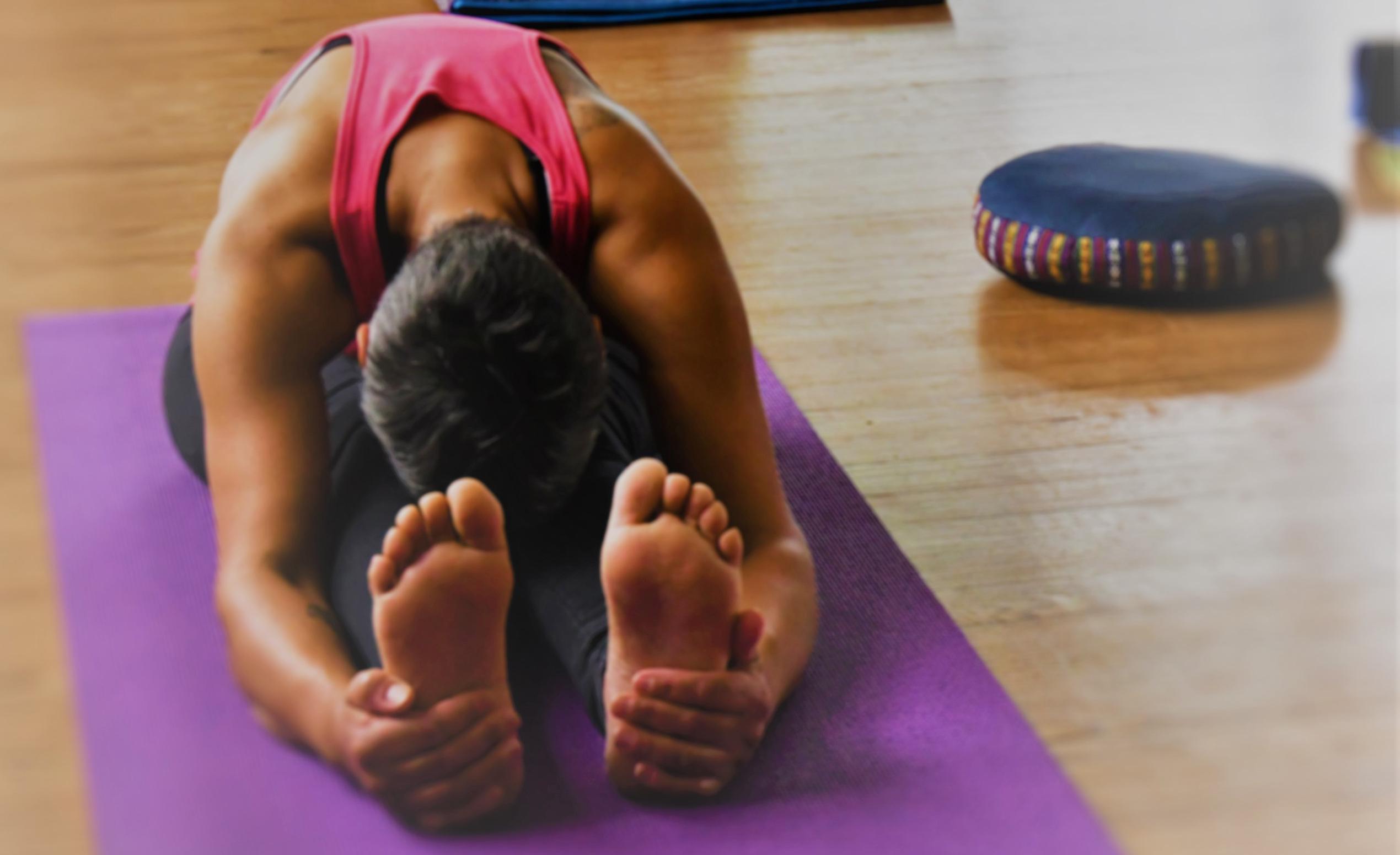 Yoga - Votre corps s'assouplit et se renforce