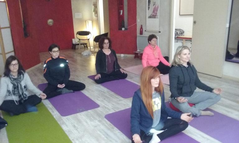 Le yoga de Fanny - yoga et méditation
