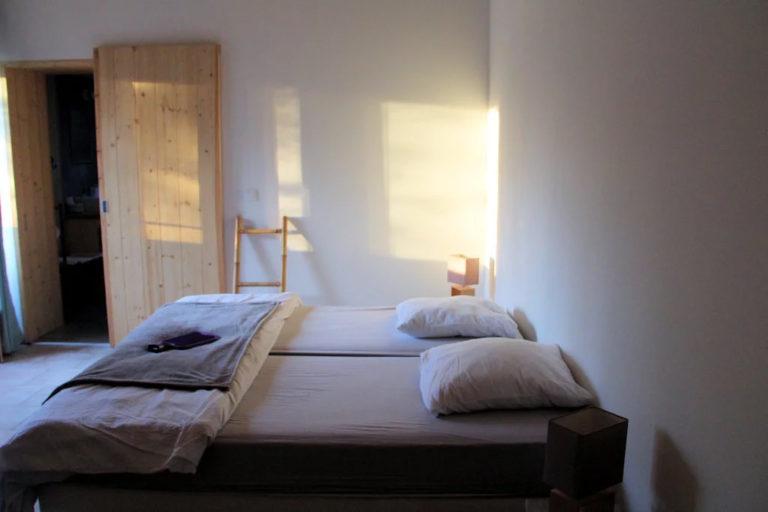 Vacances yoga - Lignan-de-Bazas - juillet 2020 - hébergement en chambre