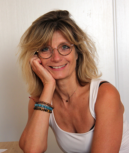 Portrait de Fanny Bricoteau - Le yoga de Fanny