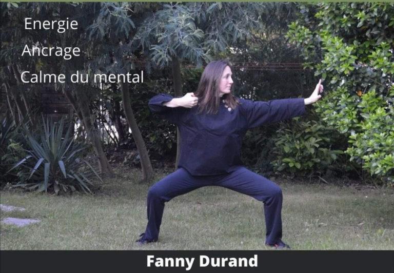 Le yoga de Fanny - Matinées yoga et méditation - Fanny - QI Gonq