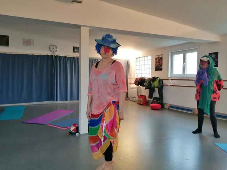 Yoga et improvisation théâtrale - Le yoga de Fanny