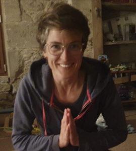 Marion - le yoga de Fanny