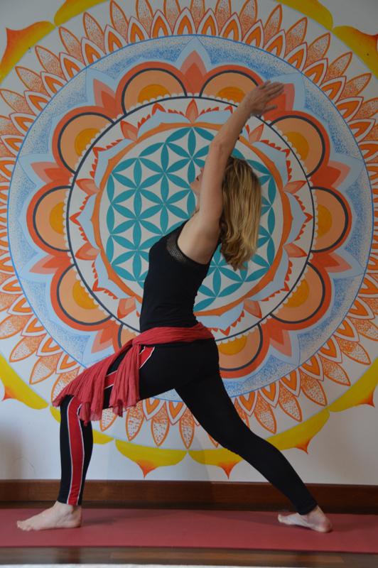 Le yoga de Fanny - Matinées yoga et méditation - Fanny