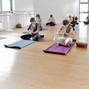 Le yoga de Fanny - Matinées yoga et méditation - une séance de méditation