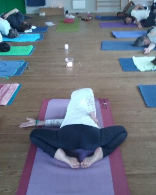 Les matinées yoga et méditation - Deux pratiques