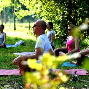 Les matinées yoga et méditation - Le yoga de Fanny