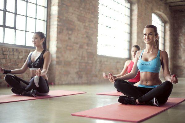 Le yoga de Fanny - yoga et méditation en entreprise